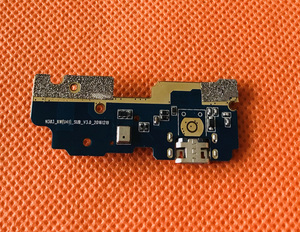 Image 2 - USB תשלום התוספת לוח + מיקרופון עבור UMI בשימוש מקורי UMIDIGI הערה C MTK6737T Quad Core 5.5 Inch FHD משלוח חינם