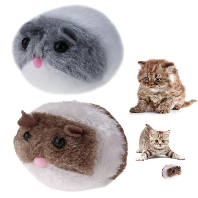 Katze Spielzeug Maus Ziehen Kette Shock Schütteln Interaktive ...