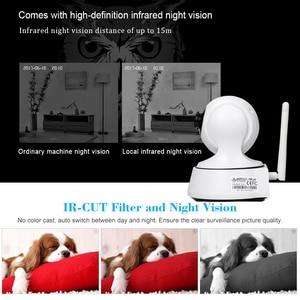 Image 5 - INQMEGA Cloud 1080P IP камера , беспроводная, автоматическое отслеживание, домашняя камера безопасности, камера наблюдения, Wifi, CCTV камера, детский монитор