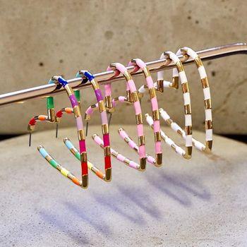 Latest Heart Drop Earrings for Women - 32 Designs 1