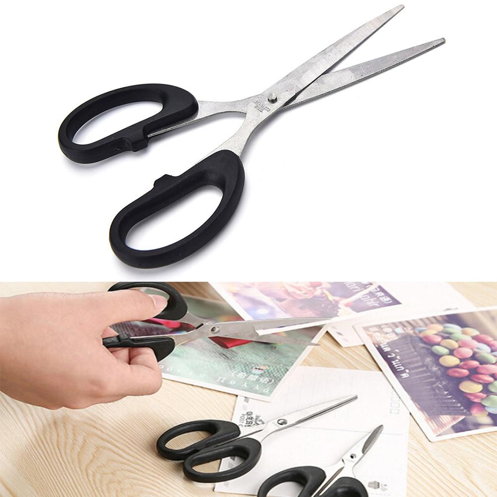 Cutting Supplies Peerless Stainless Steel Scissors School Office Paper Cutter Arts Crafts Articulos Diy Scrapbooking Photo Scissor Professional Design Office & School Supplies