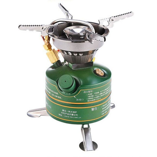 BRS-29 Free Shipping Camping Outdoor Stove Gasoline StoveSimple Oil Stove Non-Preheating Stove кабель vga m vga f 1 8м vcom telecom 2 фильтра qcg342ad