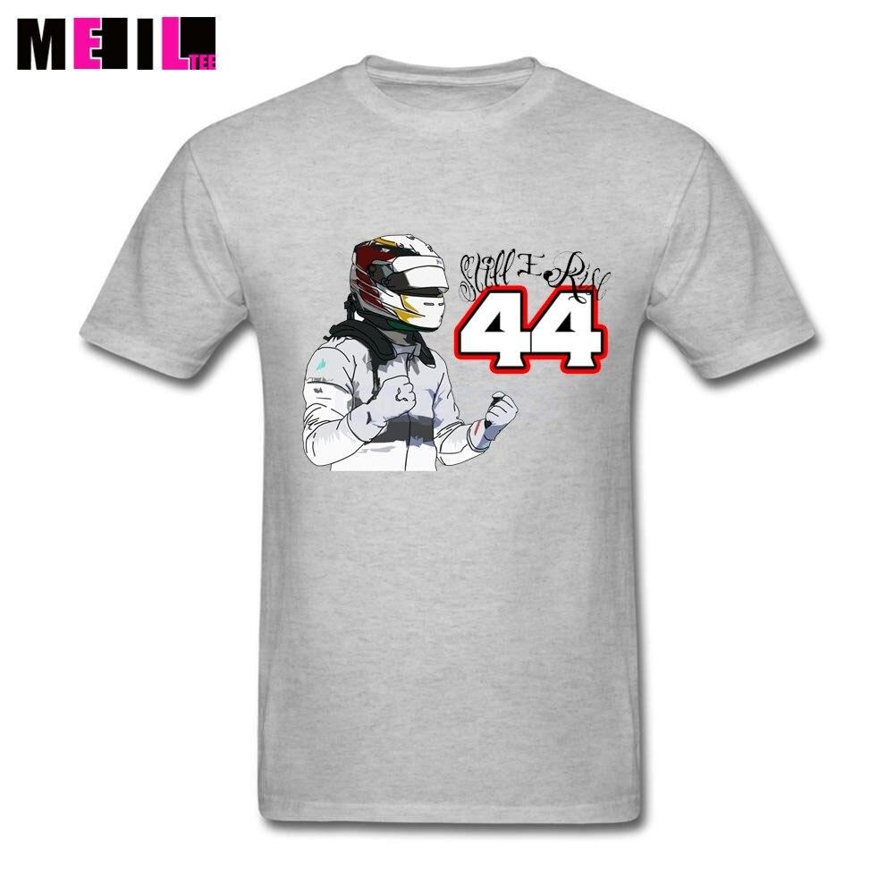 Desain t shirt kerah - Lucu Man Lewis Hamilton Masih Saya Naik 3xl Tshirt Lengan Pendek Tshirts Tee Desain China