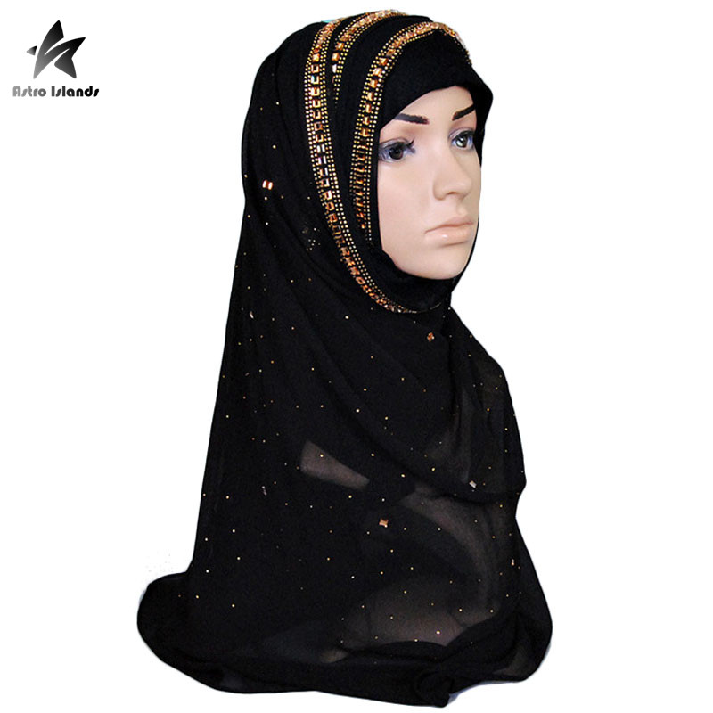 170 70cm 2016 new luxury brand scarf for islamic