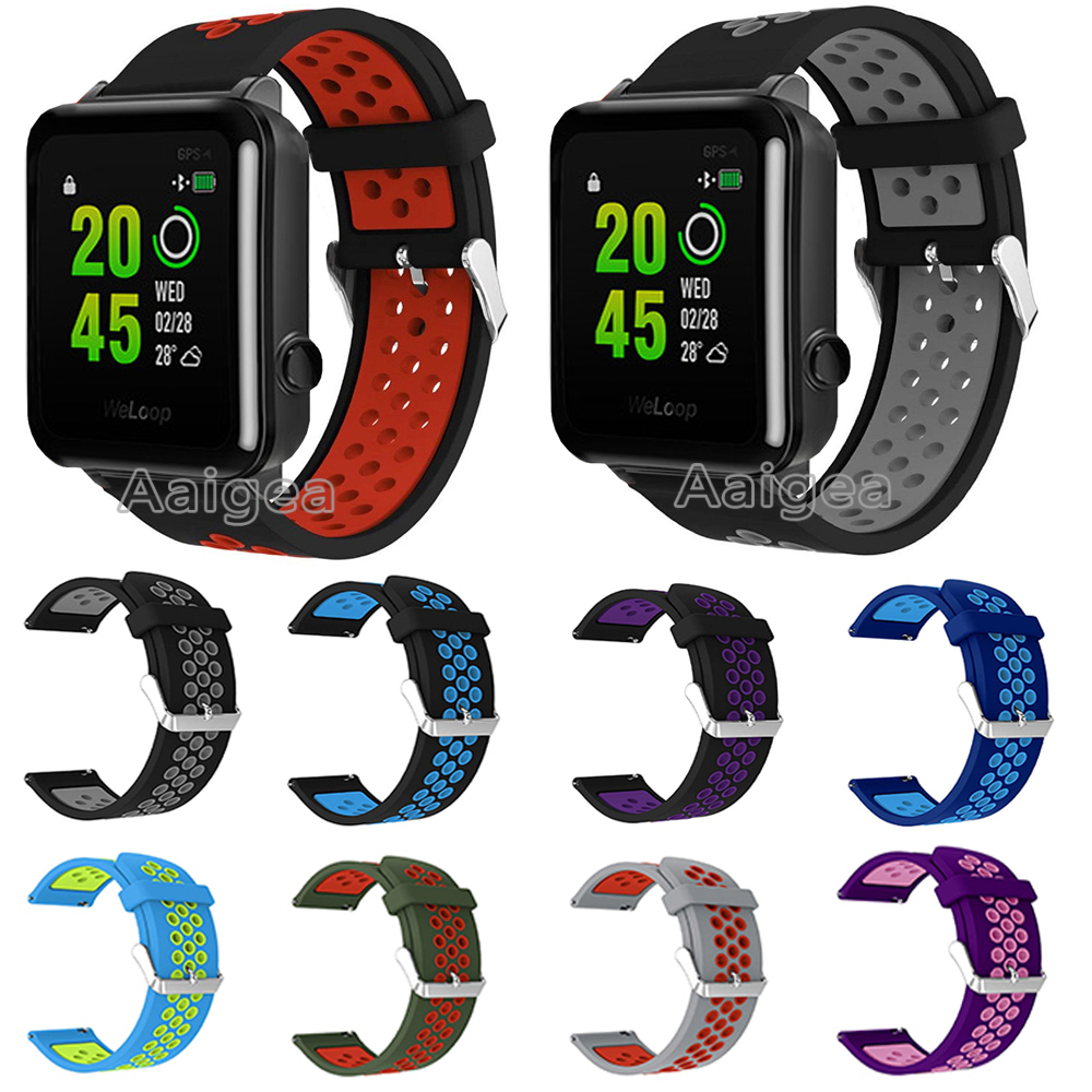 Sport Silicone Watch Band Strap for Huami Amazfit Bip BIT PACE Lite Youth Smart Watch Bracelet Replacement wrist band 20mm strap camo silicone watch band strap for xiaomi huami amazfit pace 22mm smart watch camouflage replacement wrist band strap bracelet