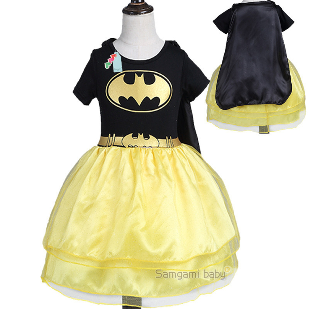 New Design Girl Hulk Superman Batman Dress for Girls Carnival Christmas Costumes for Kids Hero Cosplay Princess Dress New Years-in Dresses from Mother ...  sc 1 st  AliExpress.com & New Design Girl Hulk Superman Batman Dress for Girls Carnival ...