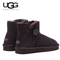 2019 Original UGG Boots 3352 Women uggs snow shoes Winter Boots UGG Women's Leather Tall Snow ugged women boots classic