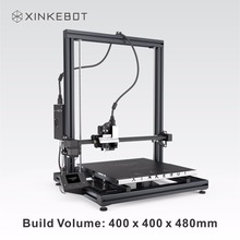 Latest XINKEBOT Orca2 Cygnus 3D Printer I3 Mega Full Steel Body Colourful Industrial Grade Excessive Precision Reasonably priced Presell