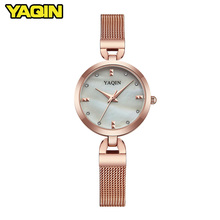 2018 Women Quartz Watches Top Brand Luxury Gold Watch Women Stainless Steel Watch Ladies Watch Relogio Feminino wwoor women watches top brand luxury stainless steel mesh band gold casual watch ladies business quartz watch relogio feminino