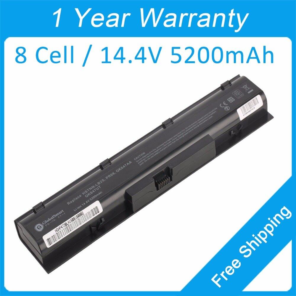 New 8 cell 5200mah laptop battery for HP ProBook 4730s 4740s HSTNN-LB2S 633734-421 633807-001 HSTNN-IB2S HSTNN-I98C-7