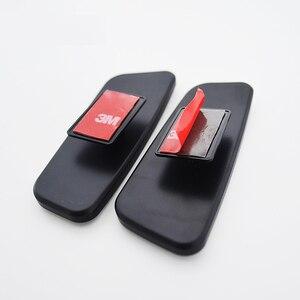 Image 3 - 1 paio Blind Spot Specchio Ampio Angolo di Specchio A 360 Gradi Regolabile Convesso Vista Posteriore Specchio specchio Auto per Tutti Universale veicoli