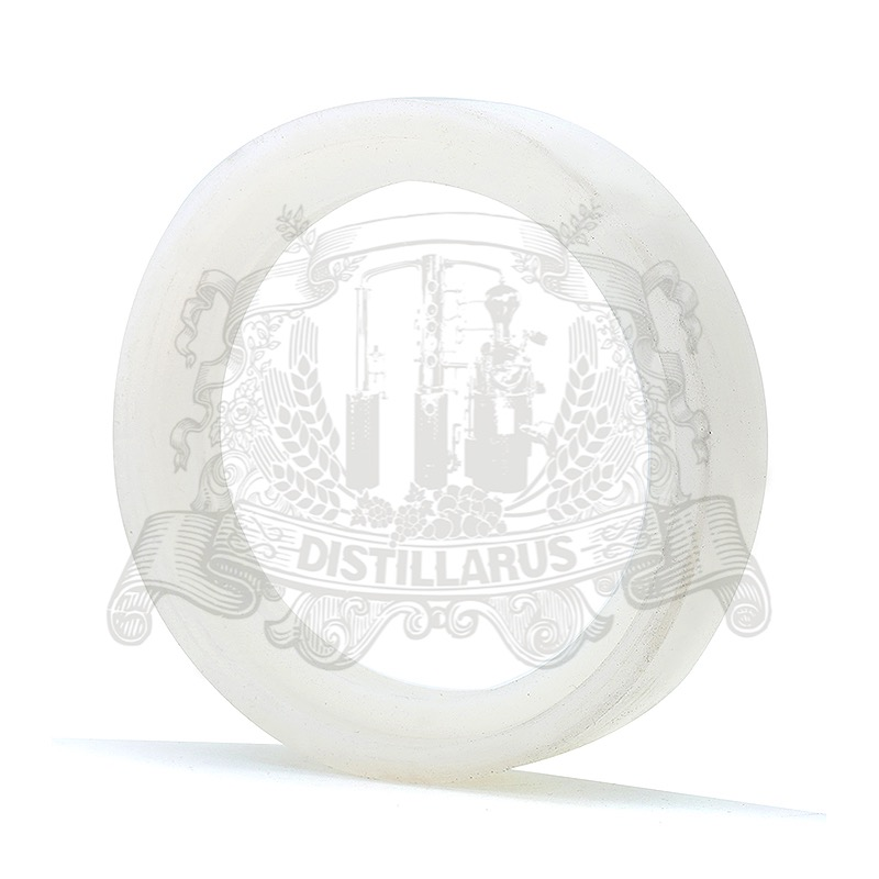 3 - 8 Glass column silicone gasket for bubble plate3 - 8 Glass column silicone gasket for bubble plate