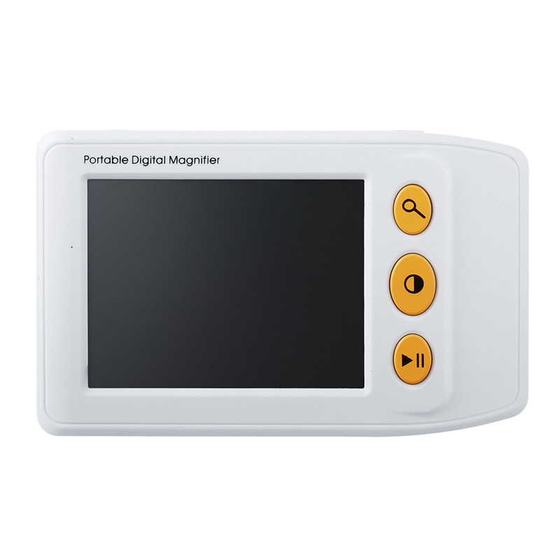 5 Inch Electronic Portable VVideo Aids Digital Magnifier for students, the elderly in reading, newspapers jonathan mann aids in the world paper