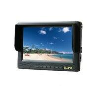 Lilliput 668GL Field Monitor For DSLR HD Video Camera 1080P Internal Battery HDMI Component Composite Input