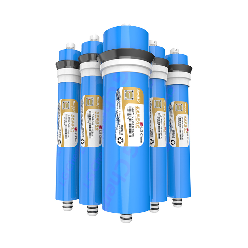 LG reverse osmosis RO membrane straight drinking water machine 50G75G400G filter water purifier universal filter 1pcs warter filter parts water filter bottle 10incn high 1 4 inch connector for water purifier ro reverse osmosis system machine