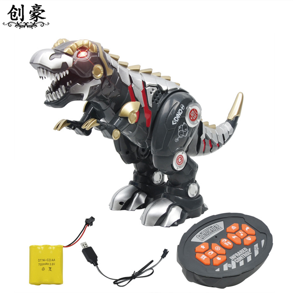 RC Dinosaur Toys Remote Control Dragon Charge Electronic Pet Cool Music Simulation Mechanical Dinosaur Intelligent Electric Toy RC Dinosaur Toys Remote Control Dragon Charge Electronic Pet Cool Music Simulation Mechanical Dinosaur Intelligent Electric Toy