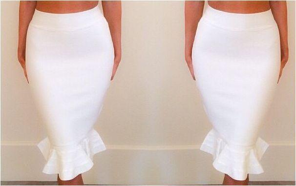 White Skirts For Women