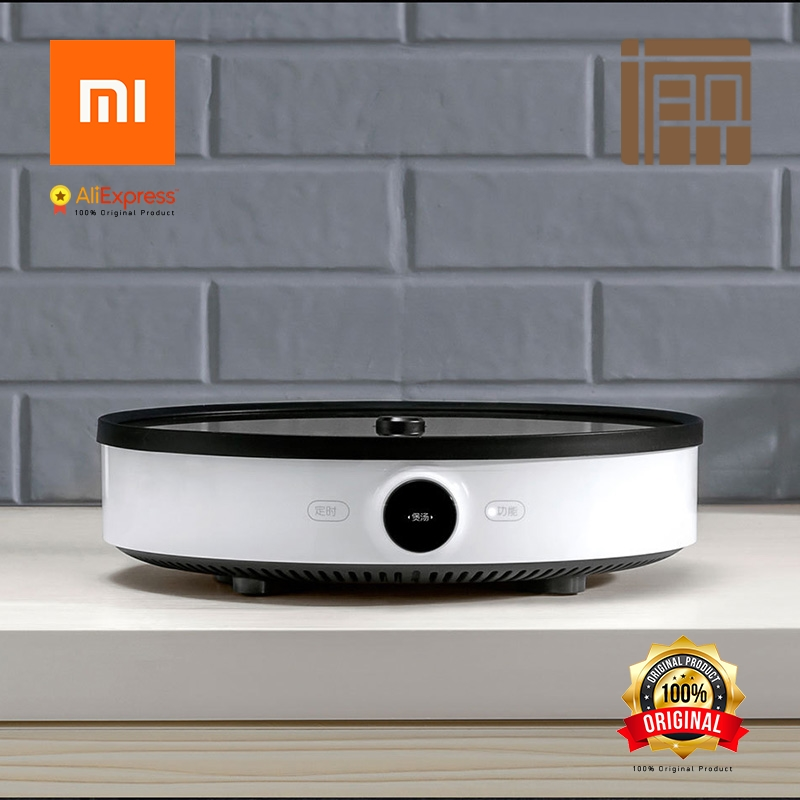 Xiaomi Original Induction Stove cooker home dual-frequency firepower intelligent temperature control cookers appliances Youpin chan tze fun applied intelligent control of induction motor drives