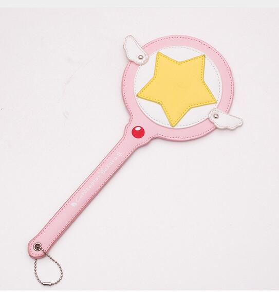Novelty & Special Use Costume Props Anime Cardcaptor Sakura Card Captor Sakura Birdhead Star Magic Stick Wand Staves Cosplay Accessorie Porp Numerous In Variety