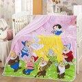 Promoção! colcha de bebê dos desenhos animados Mickey Kitty encantador dos desenhos animados do bebê berço colcha de cama para bebê recém-nascido da menina do menino, 150*120 cm