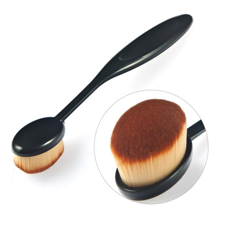 1PC HUAMIANLI Toothbrush Makeup Brush Single Branch Of Ultra-fine Fiber Hair Brush 2JY6