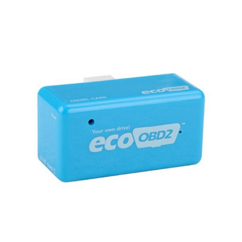 Пособия по экономике EcoOBD2 чип блок настройки голубой цвет 15% экономия топлива Эко, для бортовой диагностики 2 для дизельных автомобилей более Мощность и крутящий момент Эко, для бортовой диагностики дизельный интерфейс