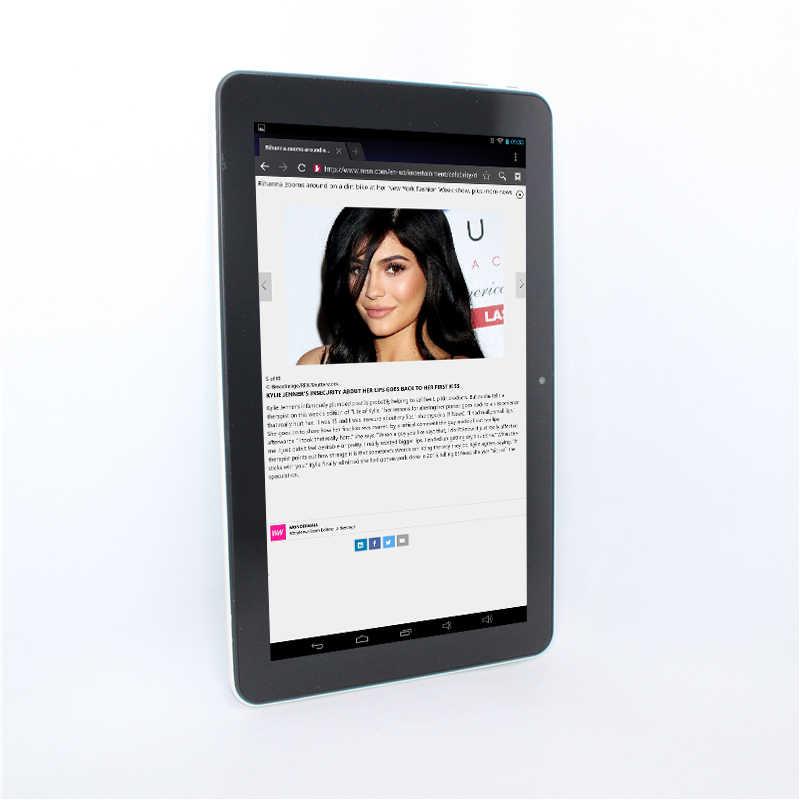 10,1 дюймов Glavey ips планшетный ПК RK3188 четырехъядерный Android 4,2 1366*768 2 + 16 Гб HDMI планшет с функциями Wi-Fi и Bluetooth