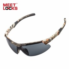 MEETLOCKS Sports Sunglasses, PC Frame Real Revo Lens,100% UV Protection,For Cycling, Baseball, Riding, Running, Golf,Outdoor