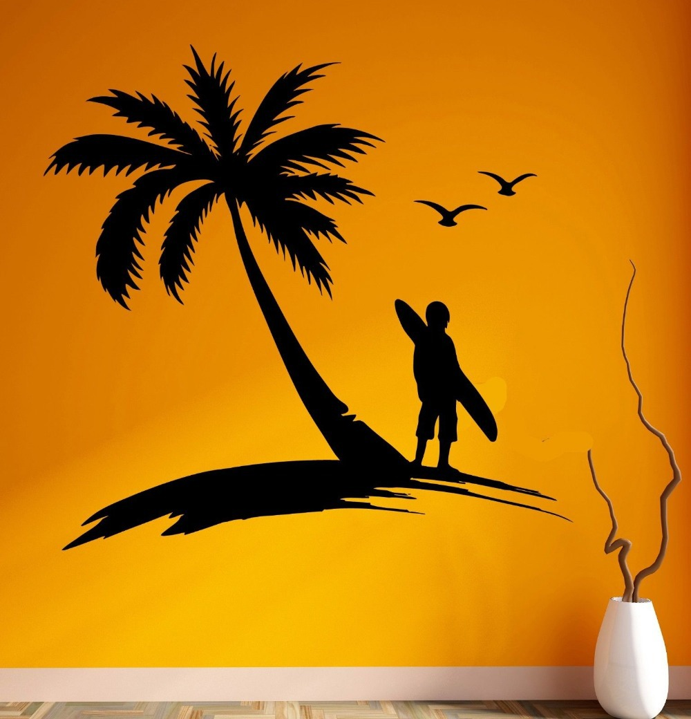 Pretty Decorative Surfboard Wall Art Images - The Wall Art ...