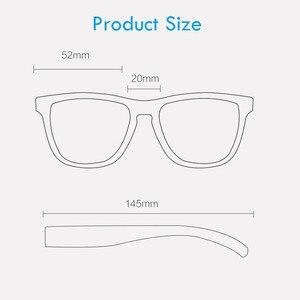 Image 5 - Xiaomi Mijia TS الاستقطاب النظارات الشمسية TAC العدسات المستقطبة TR90 إطار الأشعة فوق البنفسجية حماية الرياضة في الهواء الطلق السفر القيادة النظارات الشمسية