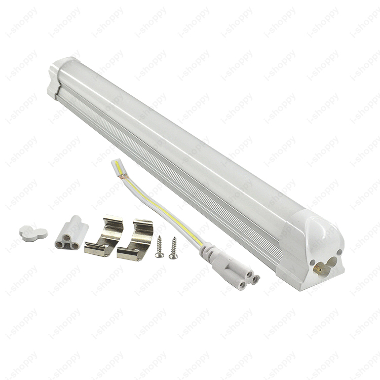 10 шт. 30 Вт Светодиодный интегрированная Светодиодная трубка 168 светодиодный s T8 Лампы светодиодные панели 90 см SMD 2835 Оптовая распродажа: прозрачные защитные пленки/молочно белый чехол - 4