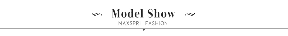 1model show