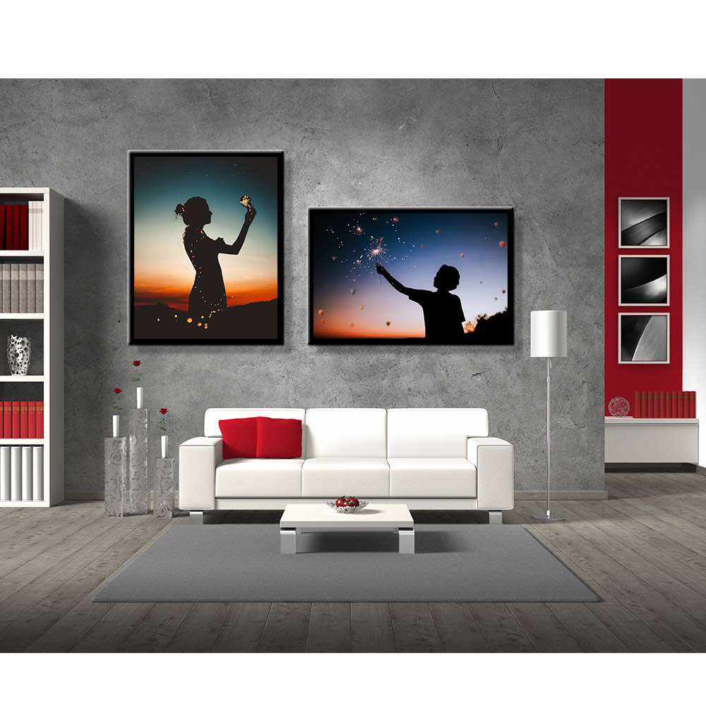 Cuadros Decoracion Poster and Print Canvas Art Mordern