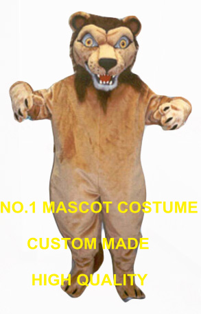 werewolf mascot costume adult size high quality scary werewolf costumes halloween carnival fancy dress kits 2729