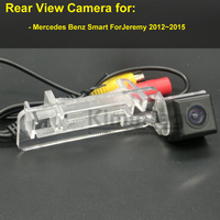 Car Rear View Camera For Mercedes Benz Smart ForJeremy 2012 2013 2014 2015 Wireless Reversing Parking