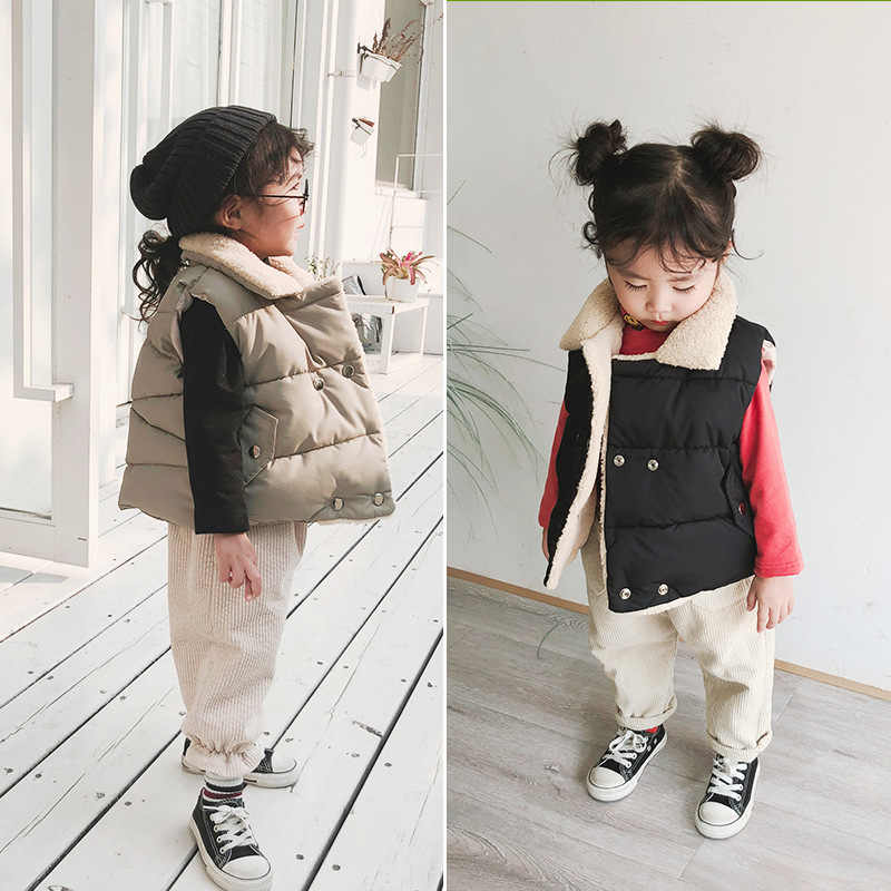d15880abe Detail Feedback Questions about Korean Style Children Waistcoat ...
