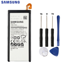 SAMSUNG Original Replacement Battery EB-BJ330ABE For Samsung GALAXY 2017 Edition J3 SM-J330 J3300 Authentic 2400mAh