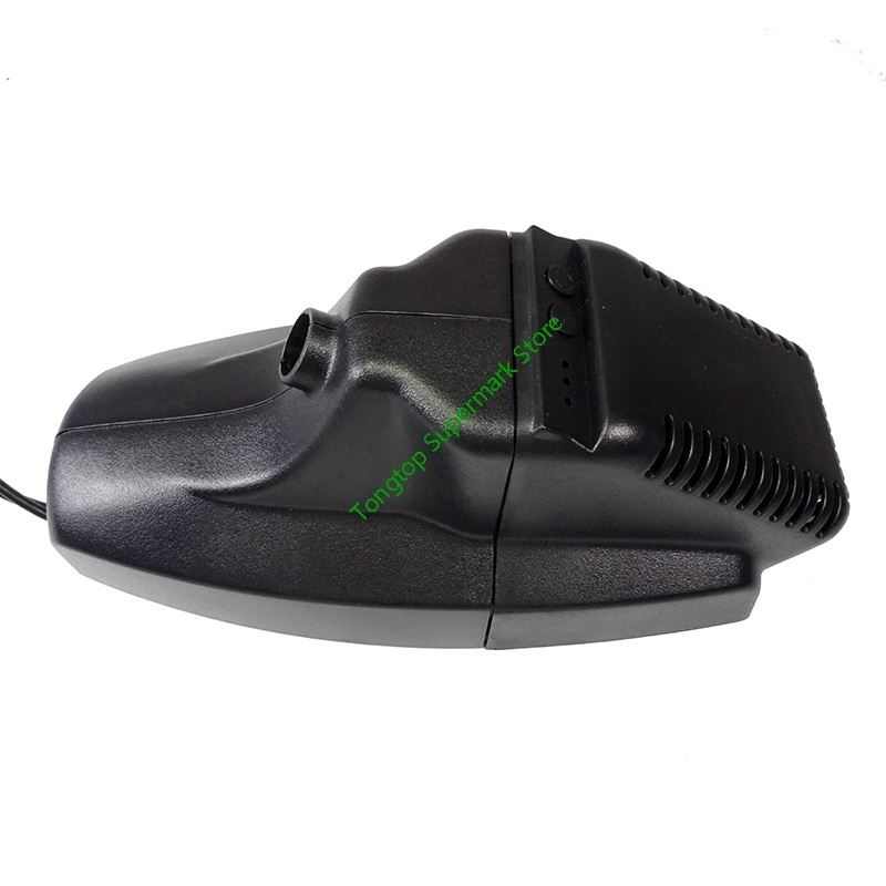 Samochód DVR rejestrator Dash Cam Novatek 96655 Sony IMX322 Wifi DVR Cam dla BMW X3 E83 F25 X1 E84 3 serii E46 E90 E91 E92