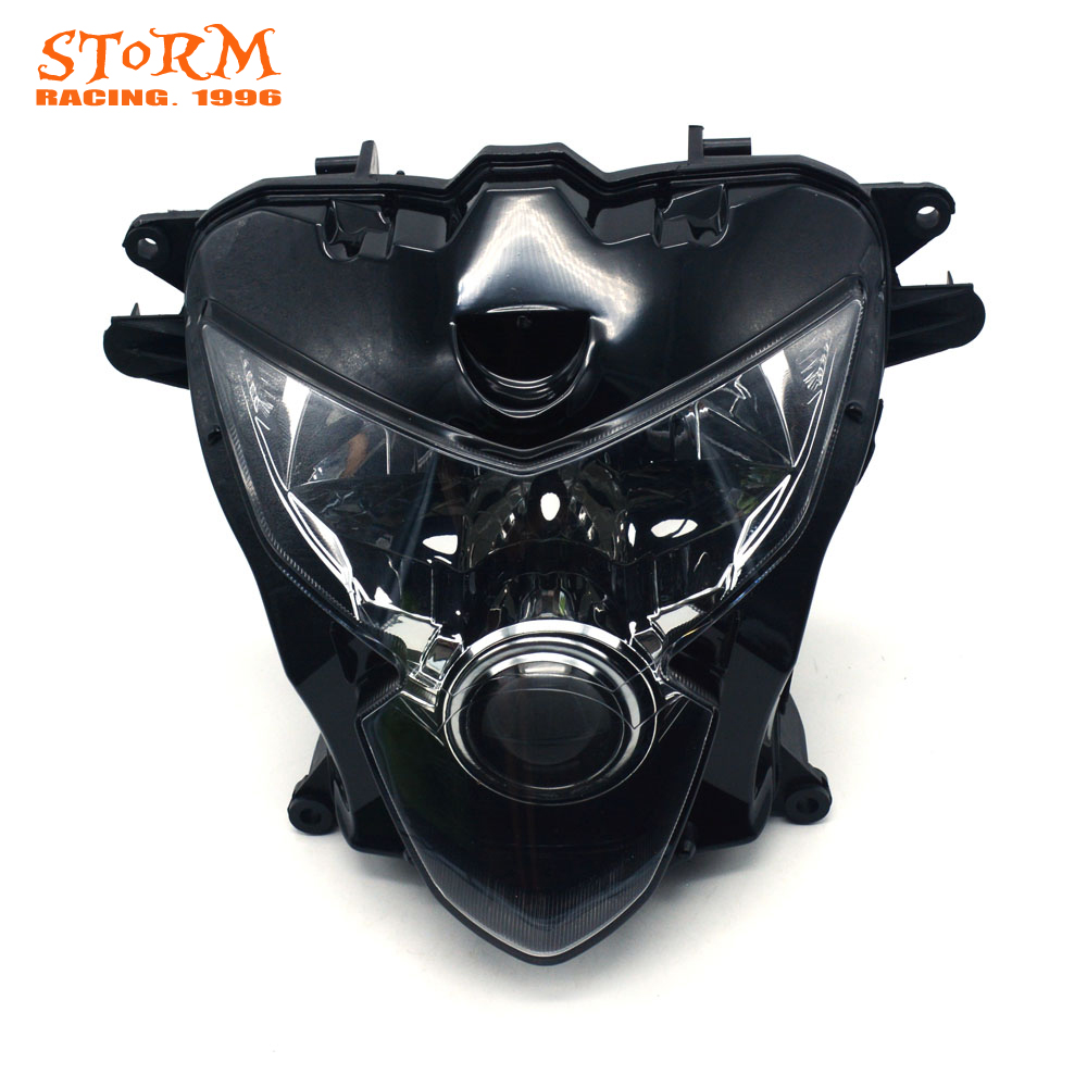 Motorcycle Head <font><b>Light</b></font> Headlamp For Suzuki GSXR600 GSXR750 GSX600R GSX750R <font><b>GSXR</b></font>-<font><b>600</b></font> <font><b>GSXR</b></font>-750 K4 2004-2005 Street Bike image