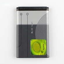 Original High Capacity BL-5C Li-ion Replacement Battery For Nokia 3100 N70 N72 5130 7610 6030 стоимость