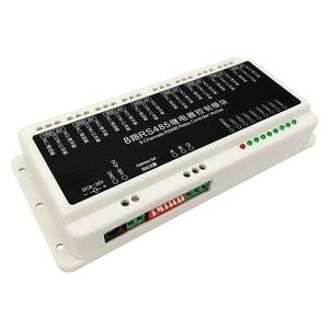 Image 4 - Frete grátis RS485 comunicação controlador de relé módulo PLC automação monitoramento interruptor inteligente