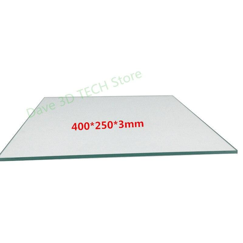 3mm Glas Platte Heatbed Für 3d Drucker Runde Borosilikat Glas Gehärtetem Erhitzt Bett 3d Drucker Zubehör 1 Stück 220mm 3mm 200mm