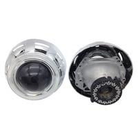 3 0 Inch Bi Xenon HID Projector Lens For Headlight Hella 3 5 Aluminum Car Modify