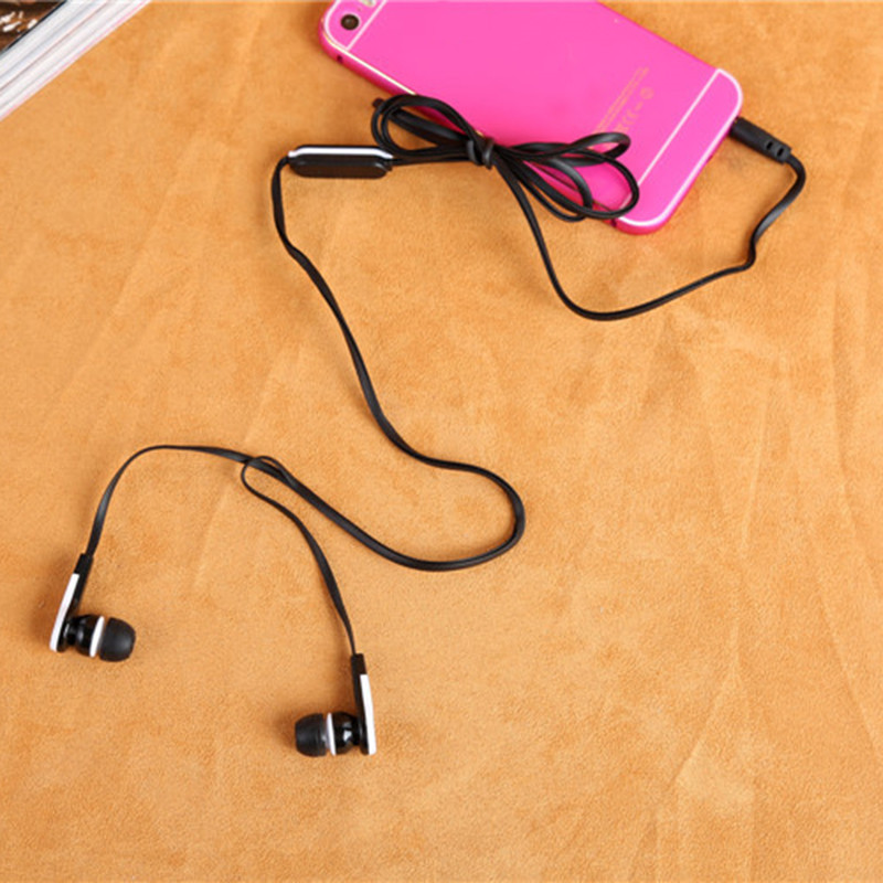 Original Earphone Bass Stereo In Ear Noise Isolating Headset with Mic Sport Earphone Bluetooth Wired Earphone for Cell Phone Pc