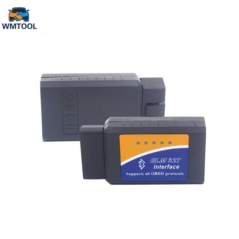ELM327 V2.1 Bluetooth OBD2 ELM 327 V 2.1 OBDII Code Reader Diagnostic Tool Mini Scanner OBD 2 Auto Diagnostic-Tool mini elm327 v1 5 obd2 obdii eobd bluetooth auto scanner interface tool white