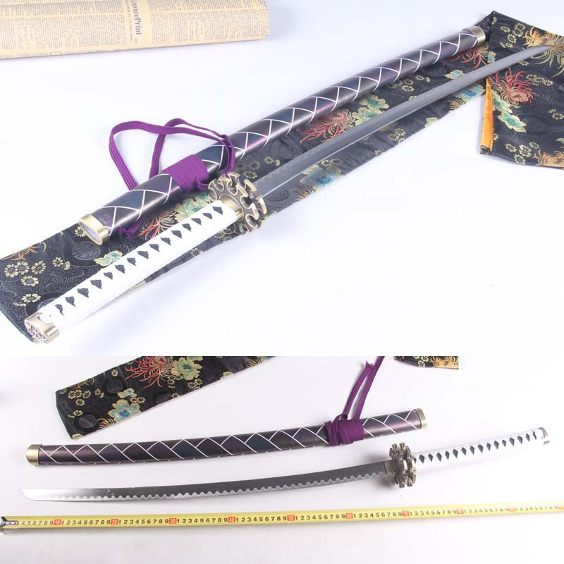 Game Sengoku Musou Swords Cosplay props katana Suitable for personal hobby collection home decor