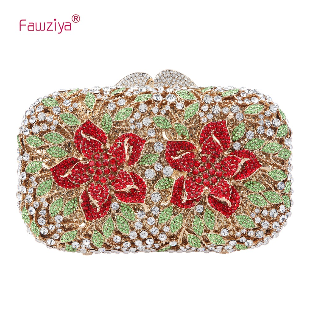 Fawziya Floral Evening Bags And Clutches For Prom Clutch Bags For GirlsFawziya Floral Evening Bags And Clutches For Prom Clutch Bags For Girls