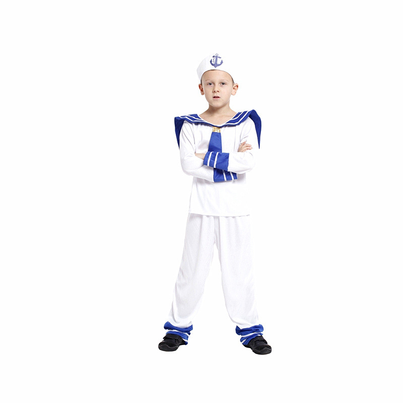 New kids United States Navy Sailor Cosplay Adorable Sailors Costumes Boy Performance Clothings Children Party Costumes Free Ship-in Boys Costumes from ...  sc 1 st  AliExpress.com & New kids United States Navy Sailor Cosplay Adorable Sailors Costumes ...