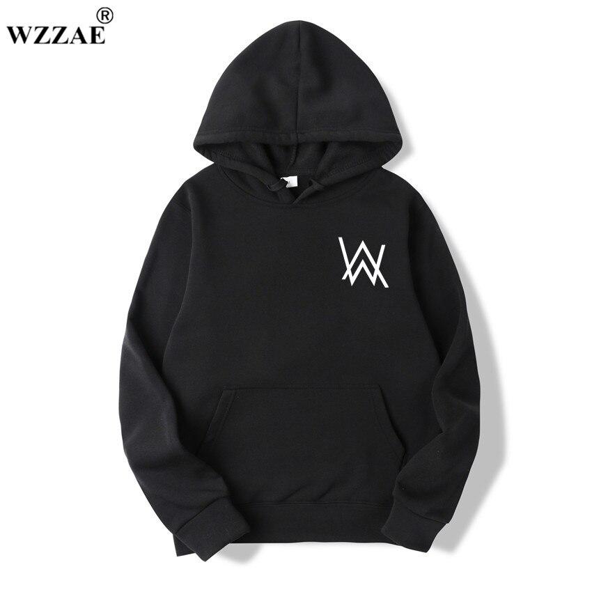 2018 Neue Design Eosnyx Dj Alan Walker Moletom Hoodies Sweatshirts Fashion Kapuzen Sudadera Hombre Marke Männer S-xxxl Hoodie FüR Schnellen Versand