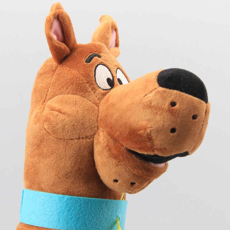 3e737e447fa12 ... Large Size 35cm Scooby Doo Dog Plush Toys Cartoon Soft Stuffed Animals  Childeren Gift ...
